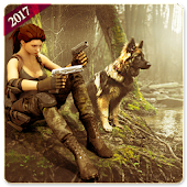 Secret Agent Lara Croft : Front Line Commando APK for Bluestacks
