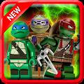 Ninja Samurai Turtles Games APK for Bluestacks