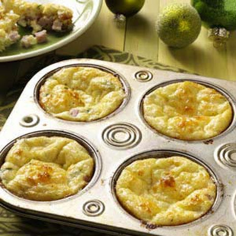 Gruyere And Ham Mac And Cheese Pot Pies Recipes — Dishmaps