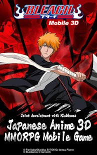 BLEACH Mobile 3D for pc