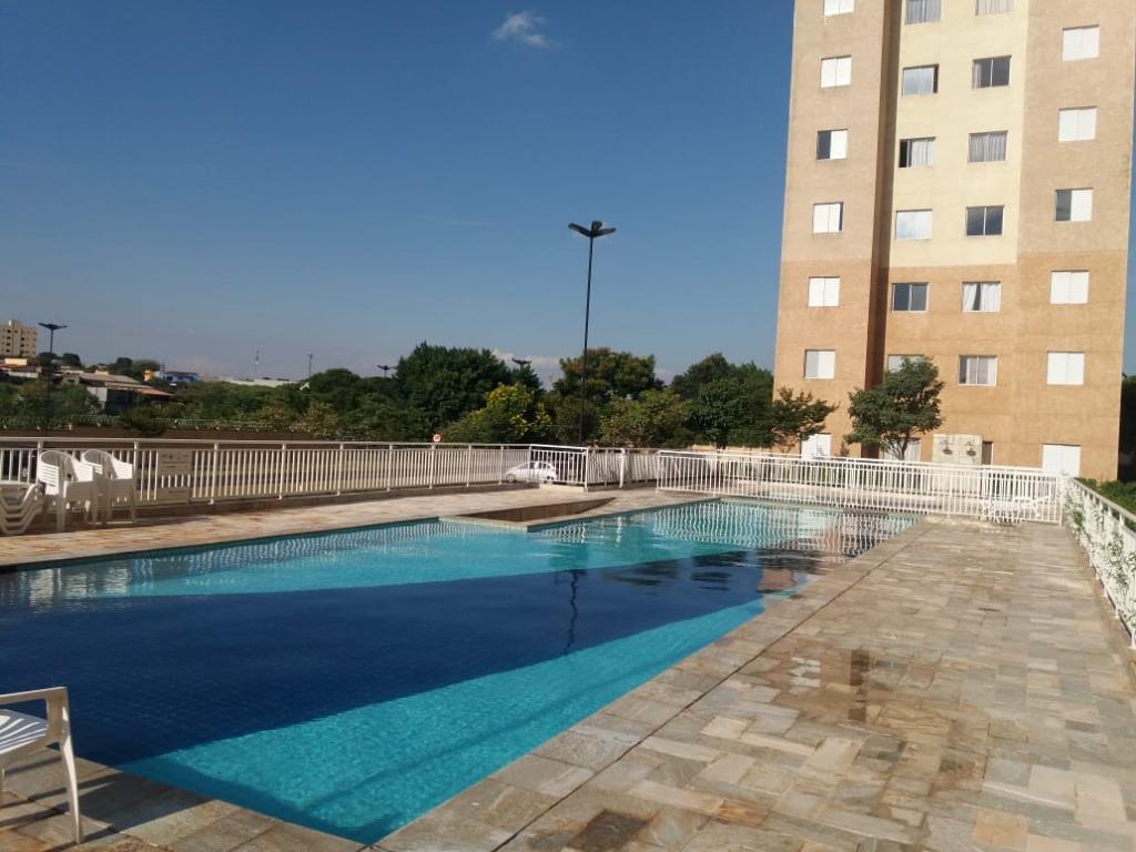 Apartamento com quartos para Alugar, 45 m²