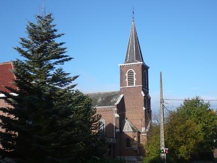 photo de Saint Jean l'évangeliste (Wihogne)