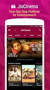 APK App JioCinema Movies TV Music for iOS