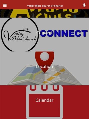 Valley Bible Church of Shafter Screenshot