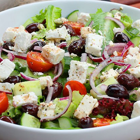Cucumber Tomato Onion Salad Balsamic Recipes | Yummly