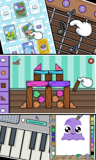 Moy 4 � Virtual Pet Game - screenshot