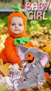 Baby Costume Photo Suit - screenshot