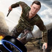 Download Hoverboard Commando War Hero APK on PC