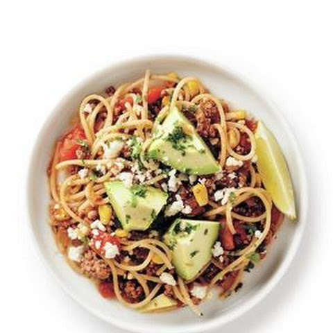 10 Best Mexican Spaghetti Recipes | Yummly
