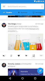 Flamingo for Twitter (Beta)- screenshot thumbnail