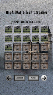 Medieval Stone Breaker - Free - screenshot