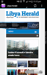 Libya News - screenshot