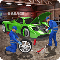 Mobile Auto Mechanic: Car Mechanic Games 2018 on PC / Windows 7.8.10 & MAC