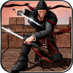 Ninja Warrior Superhero Shadow Battle Icon
