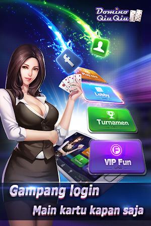 Domino QiuQiu:Domino99(KiuKiu) 1.1.9 screenshot 234149
