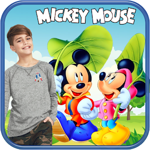 Mickey Mouse Photo Frames 2018