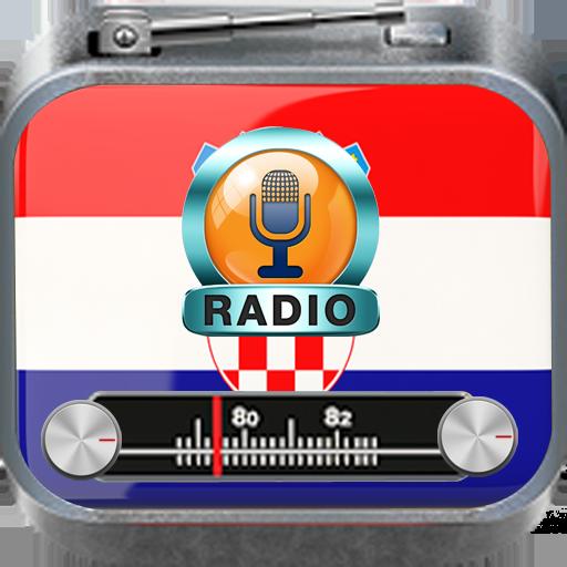 Android aplikacija All Croatian Radios in One App na Android Srbija