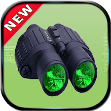 Night Vision Pro Simulated