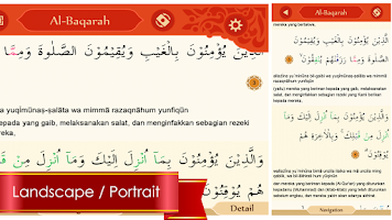 Screenshot of MyQuran : Al Quran Indonesia