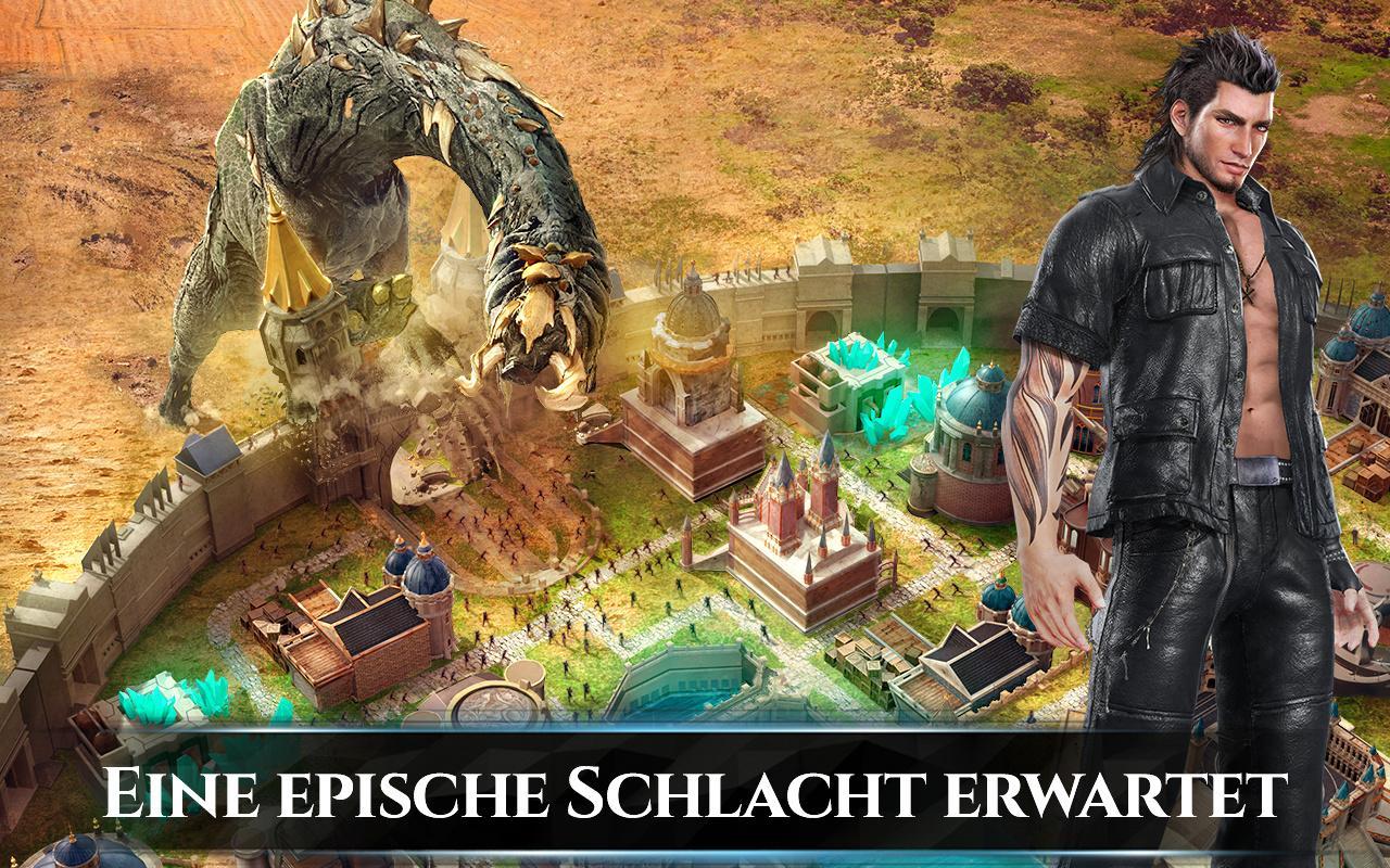 Final Fantasy XV: Ein neues Reich android spiele download