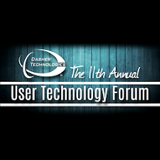 USER TECHNOLOGY FORUM 2016