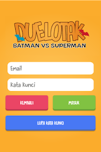 Kuis Batman Vs Superman - screenshot