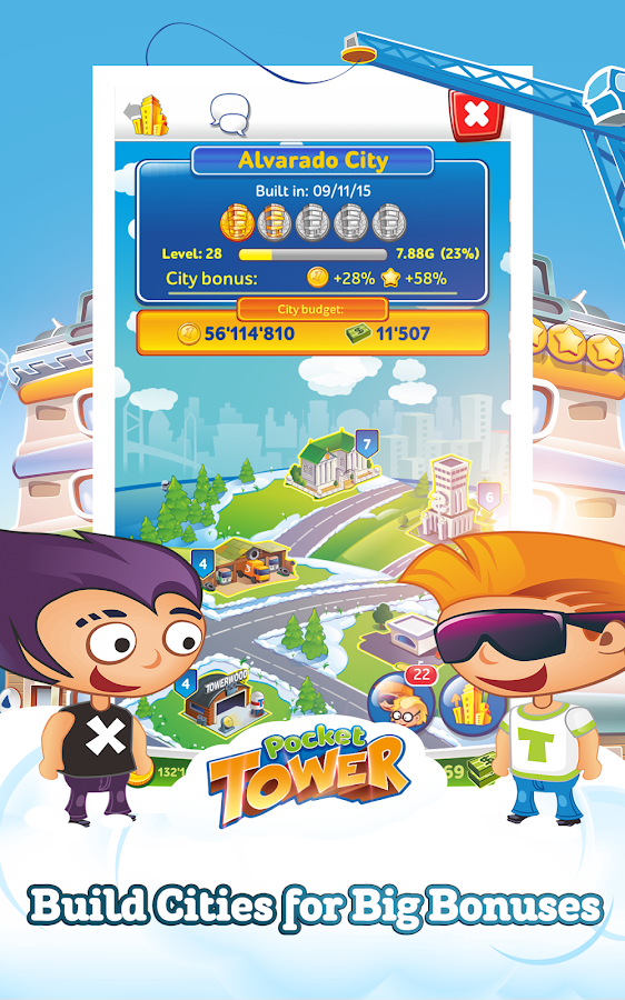 Pocket Tower Screenshot 3