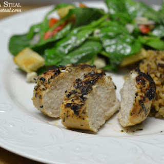 Cajun Spiced Grilled Chicken
