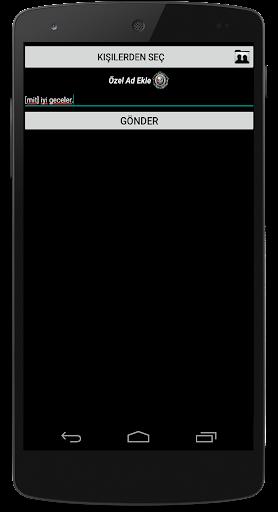 Mit SMS Pro - screenshot