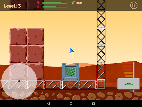 Float n Fly: Go rocket joyfly apk screenshot