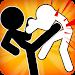 Stickman Fighter : Mega Brawl (stick fight game) Icon