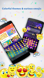 Emoji Keyboard- GIF, Emotions