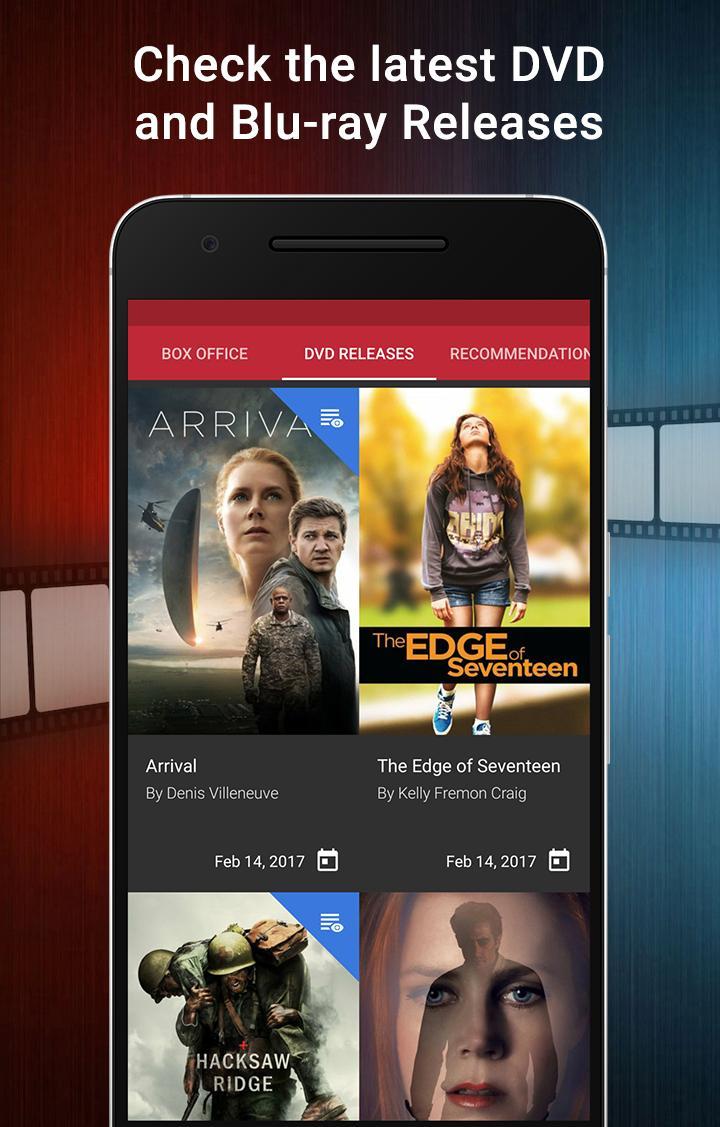 CineTrak: Your Movie and TV Show Diary Screenshot 4