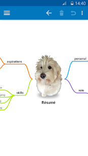 SimpleMind Pro mind mapping- screenshot thumbnail