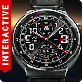 APK App Rolling Watch Face for iOS