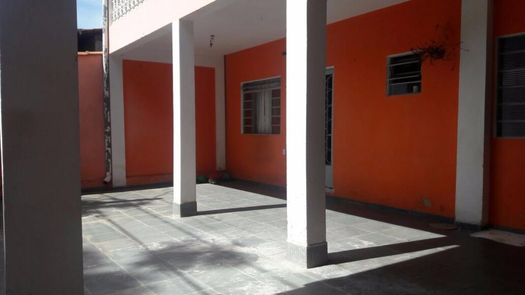 Sobrado residencial à venda, Jardim Campos Elíseos, Campinas...