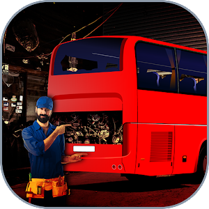 3D Bus Repairing Workshop for PC-Windows 7,8,10 and Mac