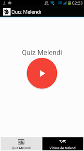 Quiz Melendi - screenshot