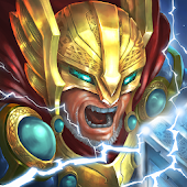 Game Epic Heroes War apk for kindle fire