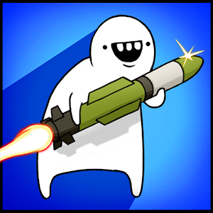 Missile Dude RPG: Tap Tap Missile For PC (Windows & MAC)