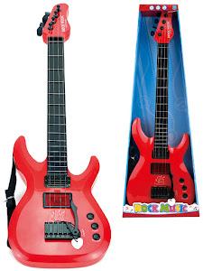 """Набор серии """"Для творчества"""", рок гитара детская, красная"""