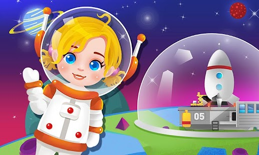 Baby Astronaut: Future Mission - screenshot
