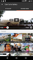 Screenshot of Action Cam Suite for GoPro®