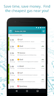 Free Download GasBuddy: Find Cheap Gas APK for Samsung