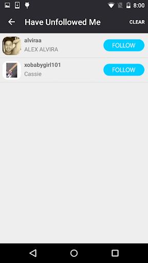 Followers for Instagram - screenshot