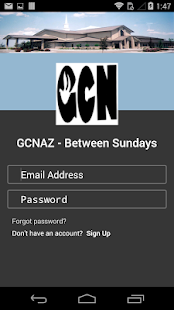 GCNAZ - Between Sundays - screenshot
