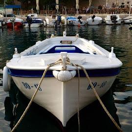 Bolski detalj :-) by Alka Smile - Transportation Boats