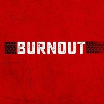 Burnout Cafe, Infantry Road, Infantry Road logo