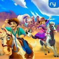 APK Game Westbound: Build Cowboys West for iOS