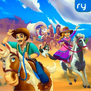 Westbound: Build Cowboys West for Android